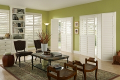Eclipse™ Shutters - Green Room
