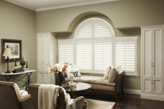 Eclipse™ Shutters - Multi Panel w/Arch