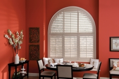 Eclipse™ Shutters - Dining Room Arch