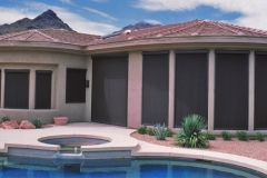 Insolroll - 2700 Pool Exterior