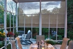Insolroll - 2800 Backyard Interior