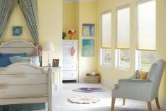 Prism Honeycomb Shades - Childrens Bedroom