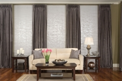 Prism Pleated Shades - Very Large Window
