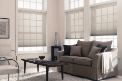 Prism Pleated Shades - Classy Gray