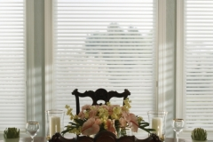 Prism Sheer Shading - Dining Room