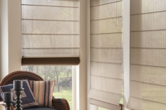 Roman Shades - Creekside