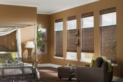 Woven Woods - Double Hung Shades